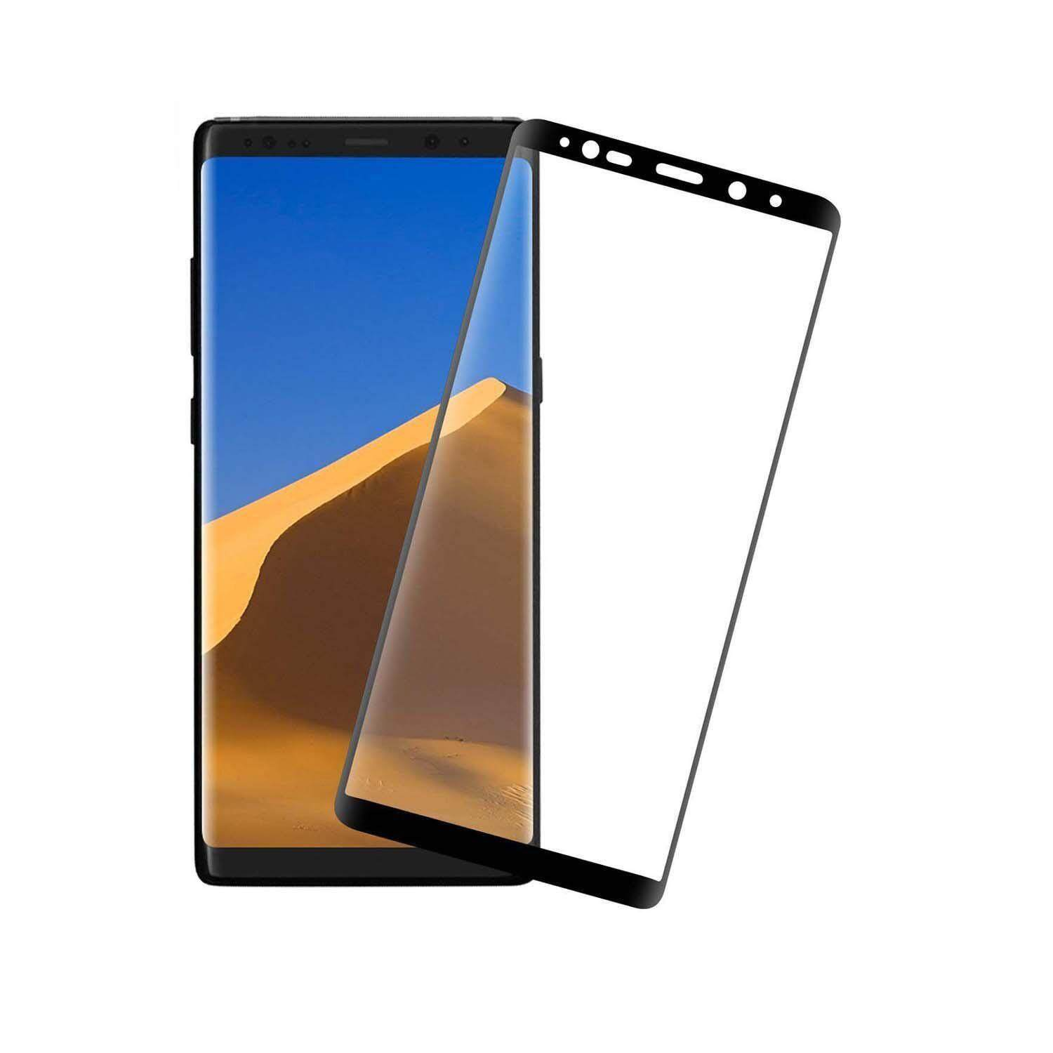 For Samsung Galaxy Note 8 Screen Protector Tempered Glass 3D Full Coverage High Definition Clear Anti