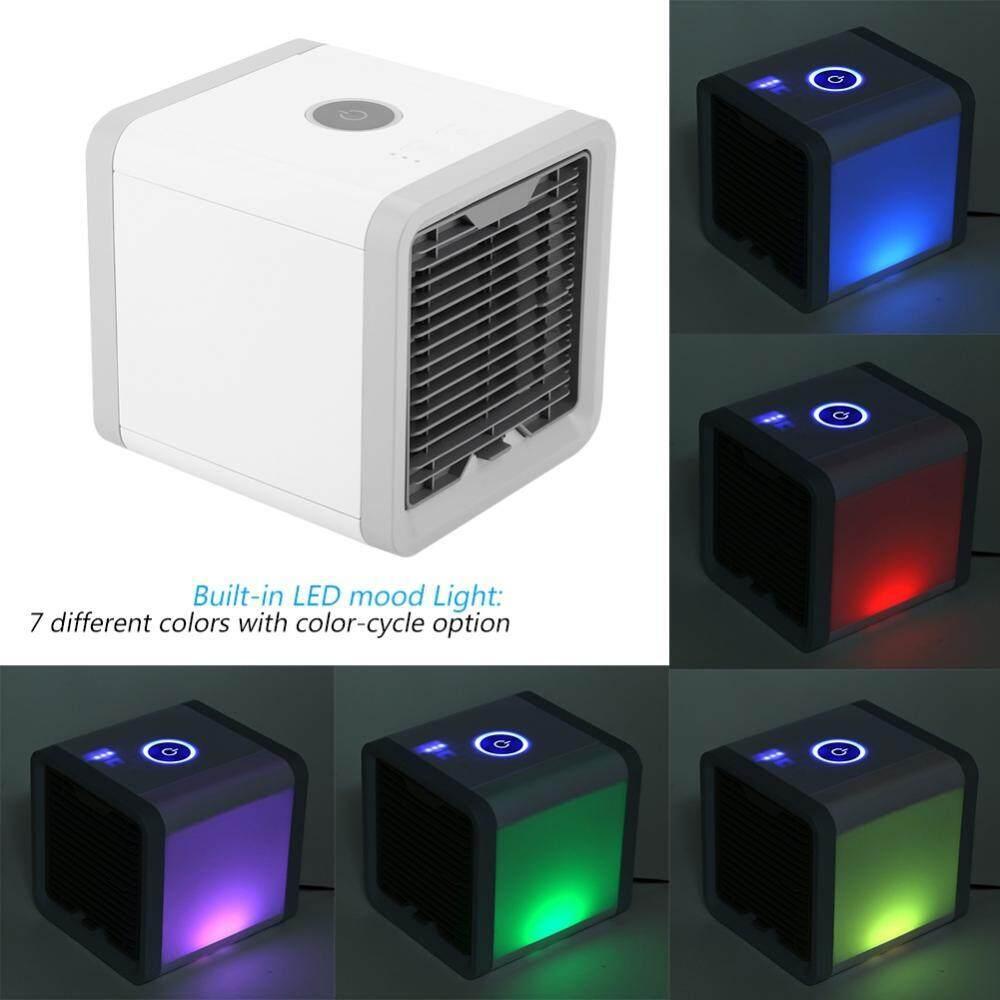 มีใครเคยใช้  [Buy 1 Get 1 Free USB Fan] Portable Personal Air Conditioner Arctic Air Personal Space Cooler Easy Way to Cool รุ่นใหม่ 2019