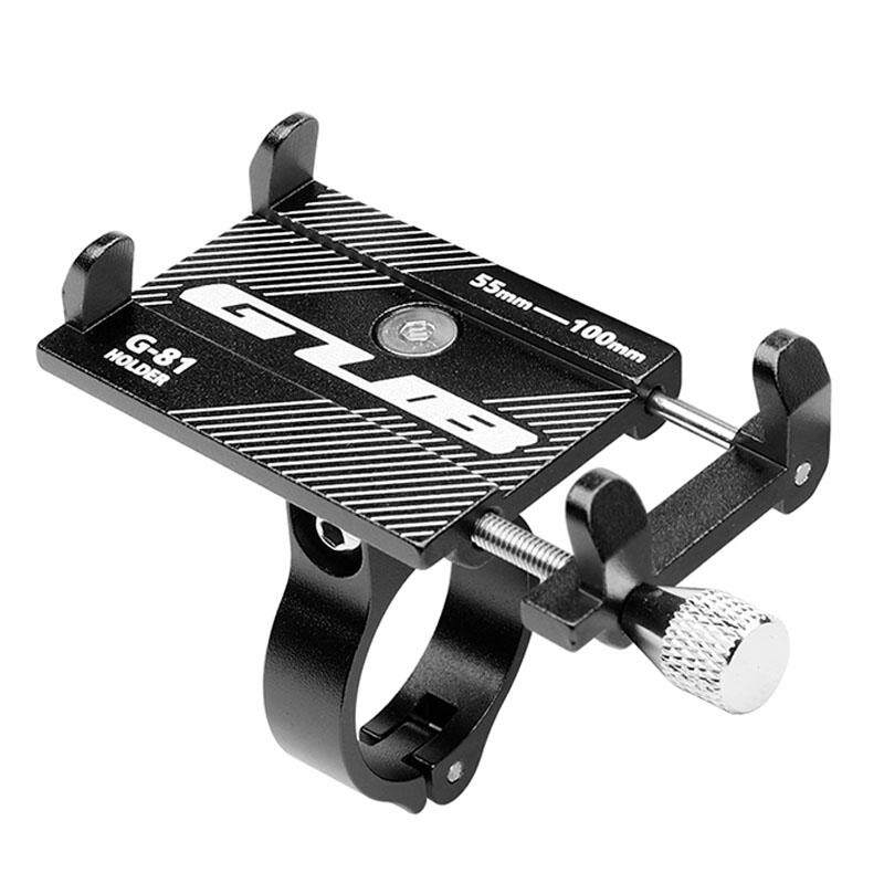 Universal Bicycle Aluminum Alloy Mini Phone Holder Mount Support Case Bracket GUB G-81 Road Bike