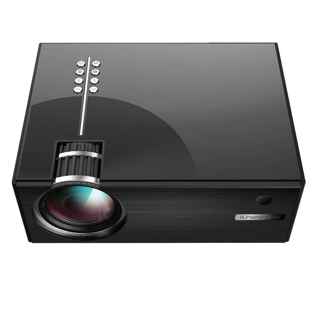 Cheerlux C7 800X480 1500 lumens Máy Chiếu