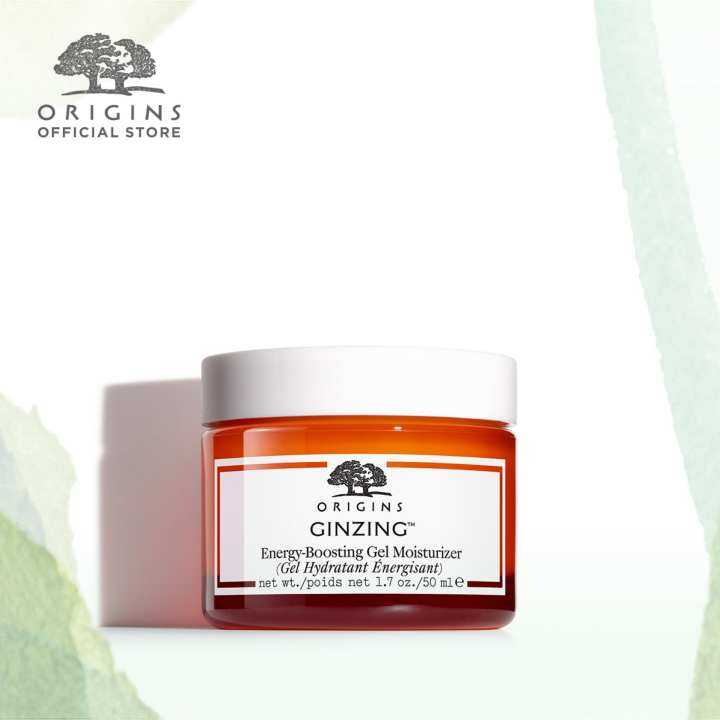 Origins GinZing™ Energy-Boosting Gel Moisturizer 1.7 oz. / 50 ml