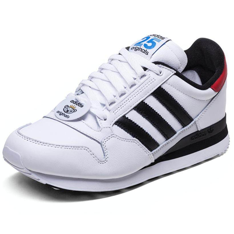 Adidas ZX 500 NIGO Men s Breathable Shoes Fashion Buffer Damping Running  Shoes (White) ee13508cb8