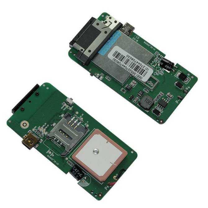 YBC Mini Mobil Waktu Nyata GPS GSM Pelacak Lokasi Kendaraan Mobil Sepeda Motor .