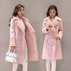 Áo khoác nữ mùa Đông thời trang cao cấp kiểu Hàn Quốc
