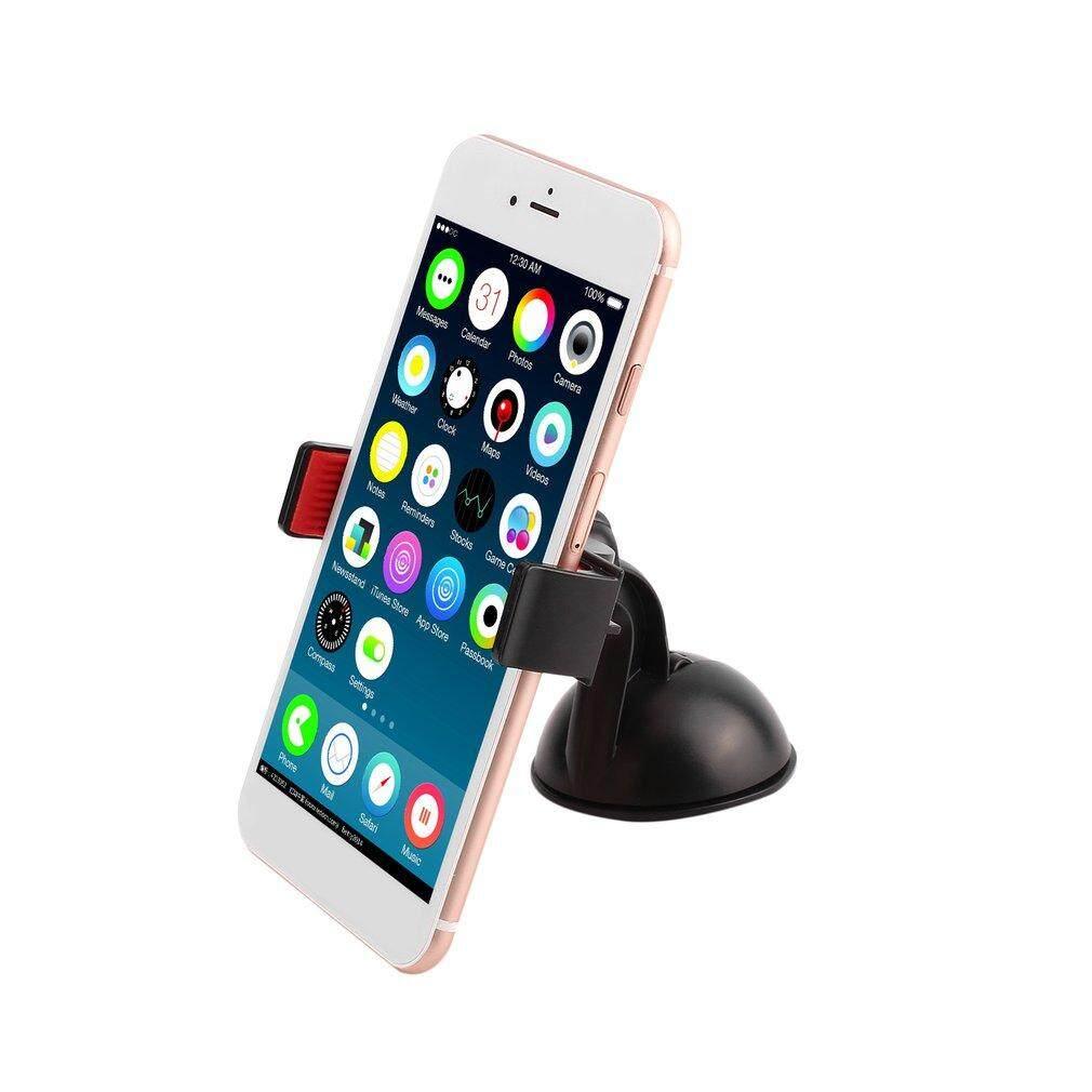 Jingle Universal 360 Derajat Daya Mobil Tempat Ponsel Smart Stent dengan Cangkir Penyedot