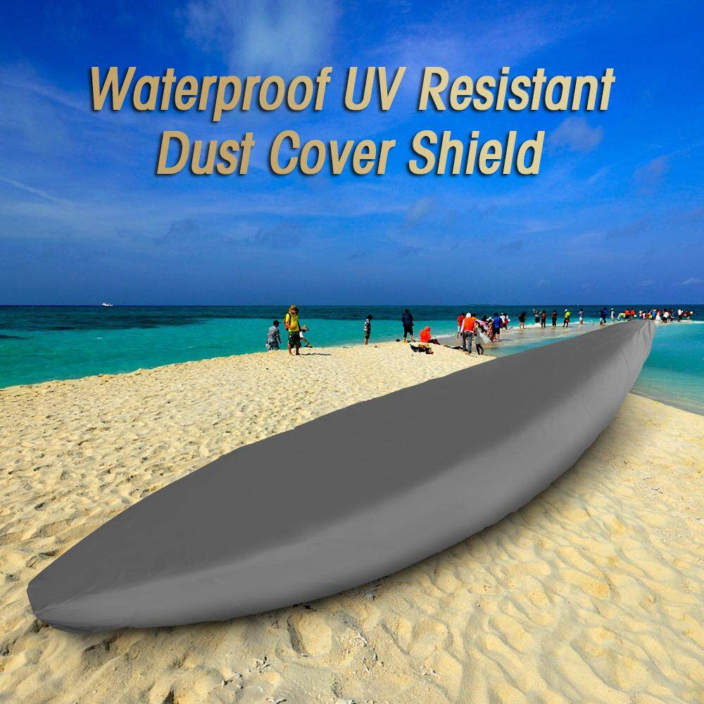 Kayak Cover Canoe Boat Waterproof UV Resistant Storage Cover Shield Protection
