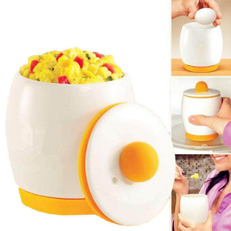 MICROWAVE OVEN CERAMIC EGG COOKER