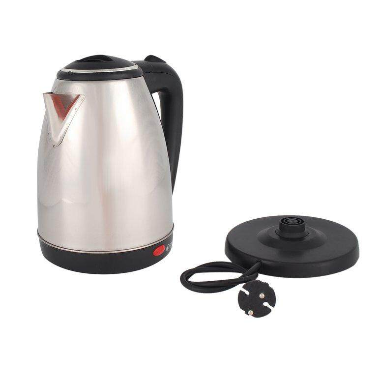 LIFEF 2L Electric Water Kettle Stainless Steel Water Kettle with Auto-off Function