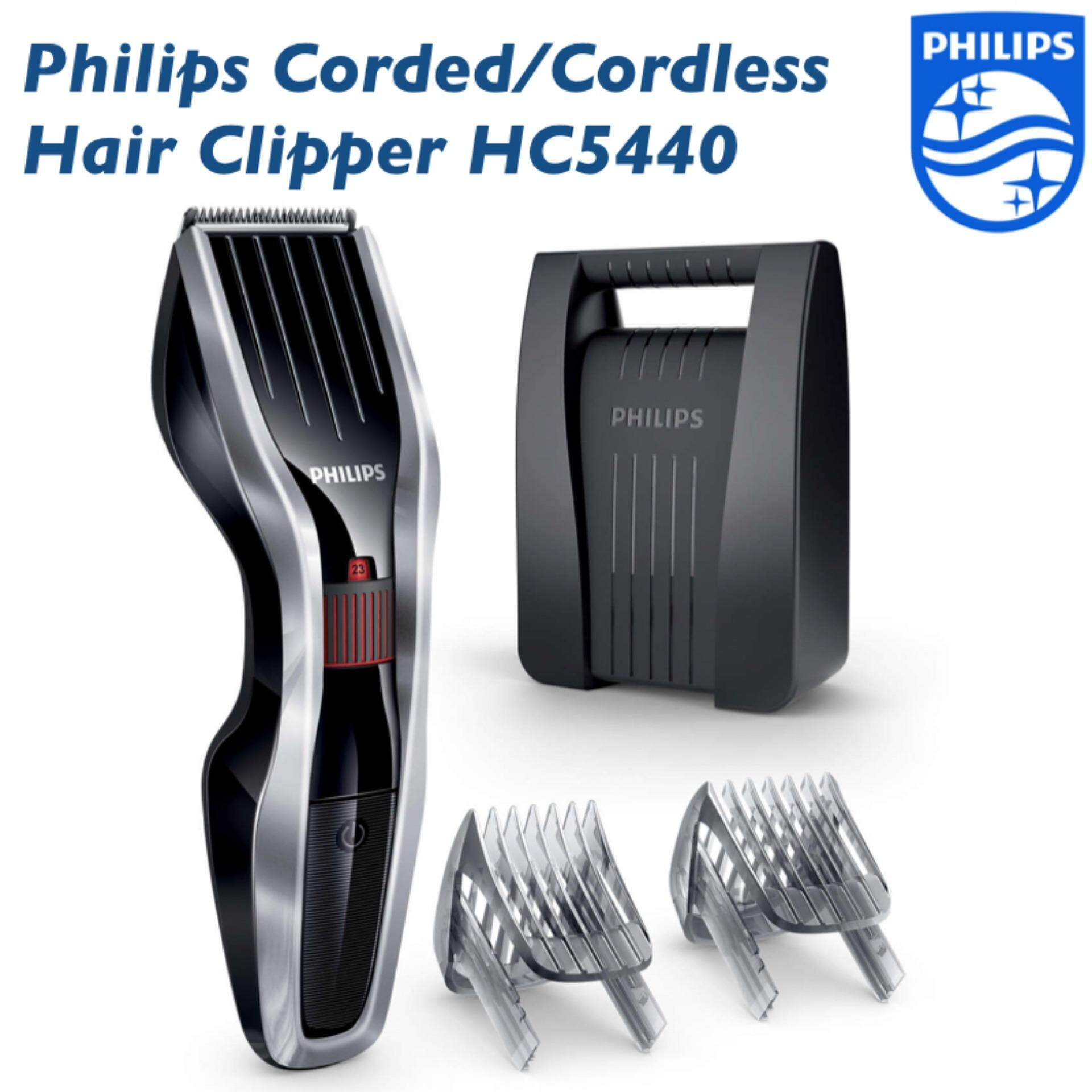 Philips Cordless Hair Clipper HC5440
