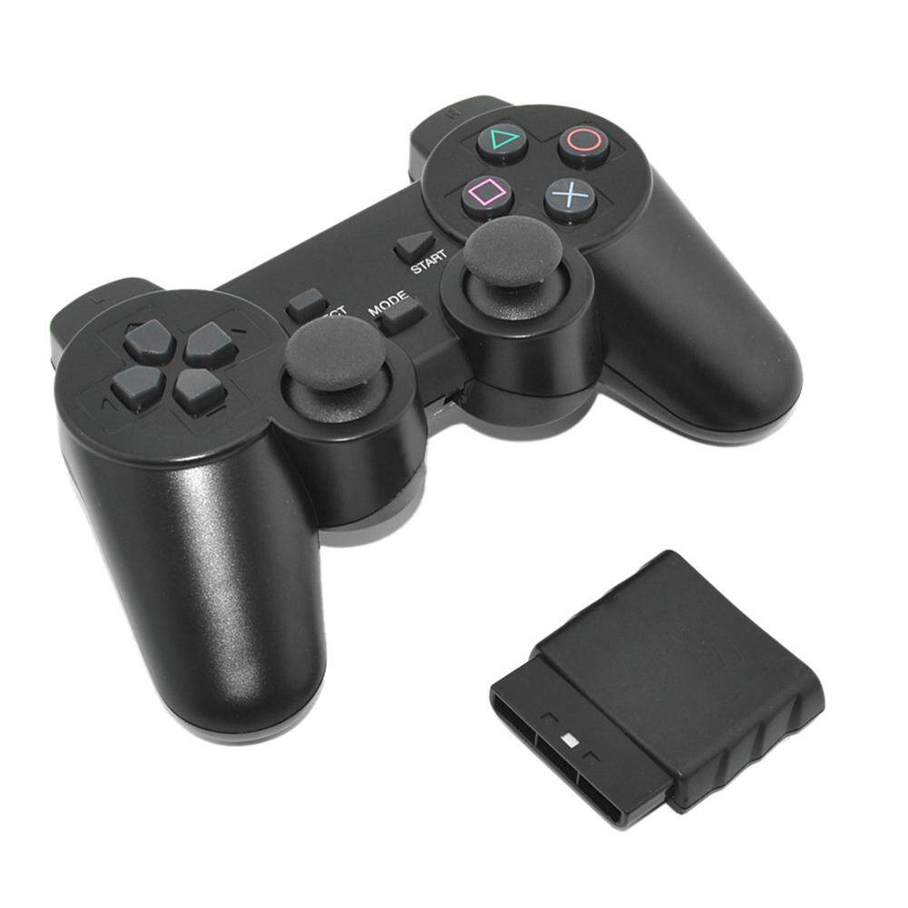 For PS2 Wireless Bluetooth Gamepad 2.4G Wireless