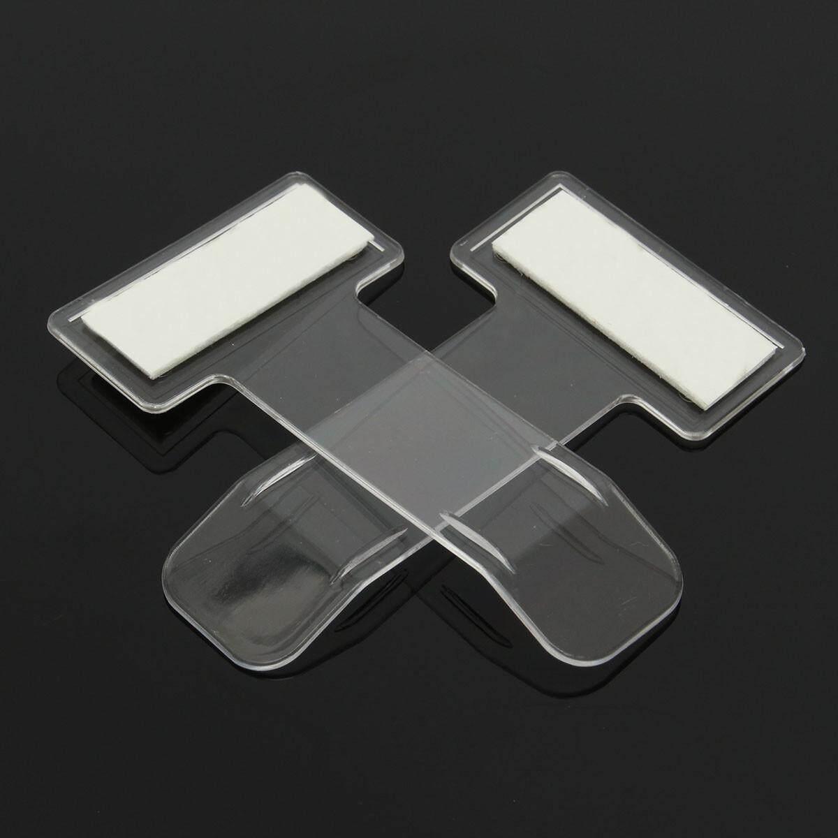 2pcs Car Vehicle Parking Ticket Permit Holder Clip Sticker Windscreen Window USA - intl