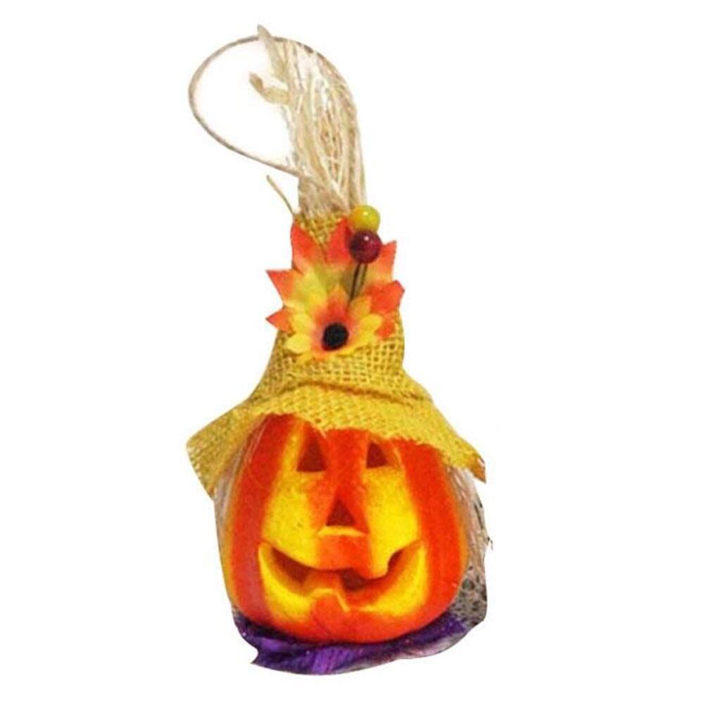 Ống hút Bí Ngô Đèn Halloween Trang Trí Nhà Đảng Trẻ em In Hình Ngộ Nghĩnh Cho