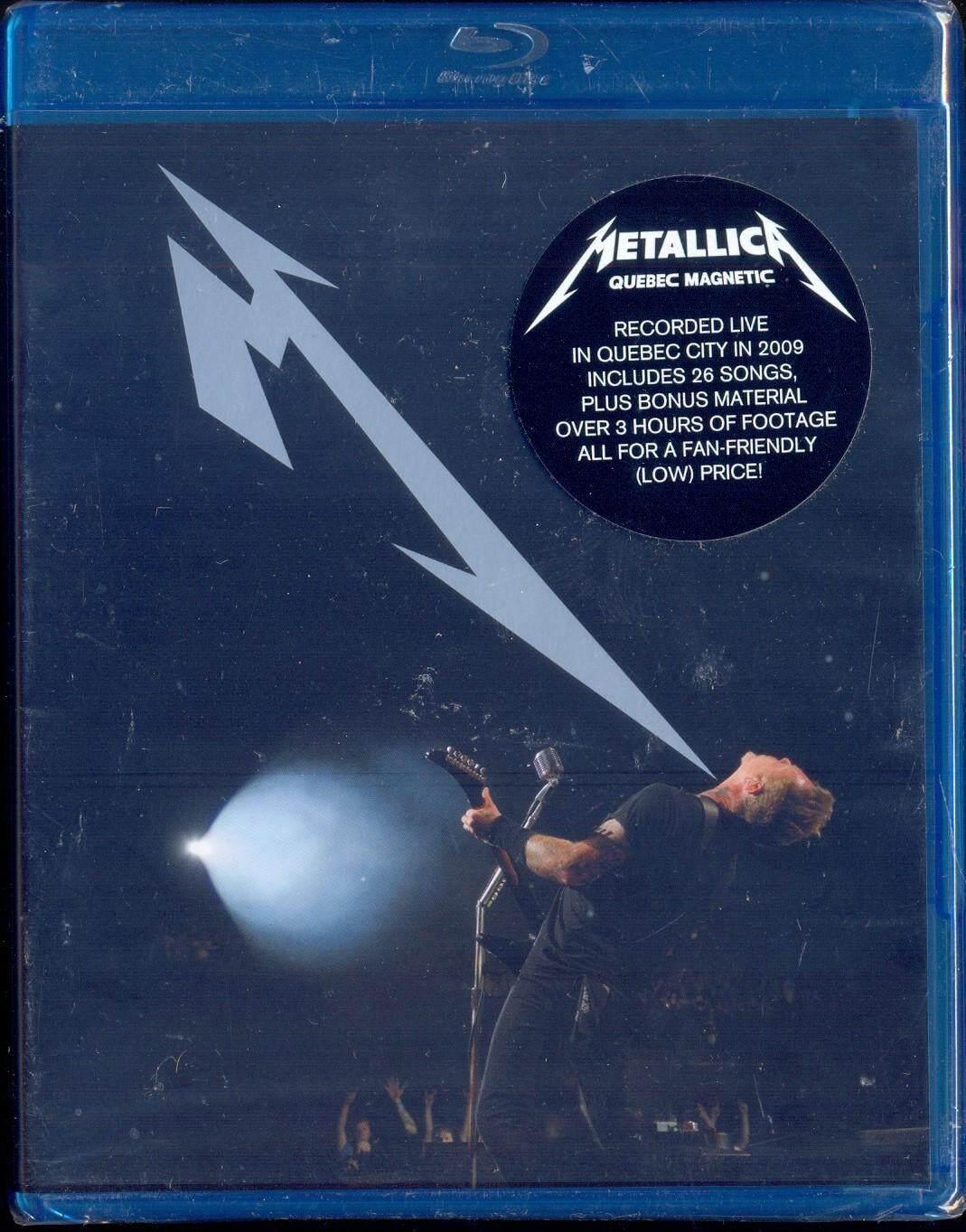 Metallica - Quebec Magnetic [ Blu-Ray ]