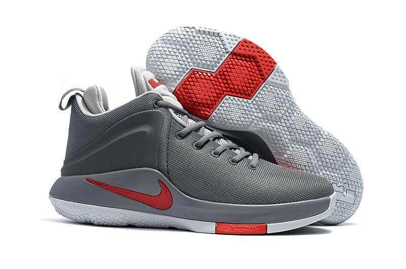 cheap for discount ab034 3a3b1 Nike Men s Zoom Witness EP Lebron XIII Basketball Shoe (Grey)