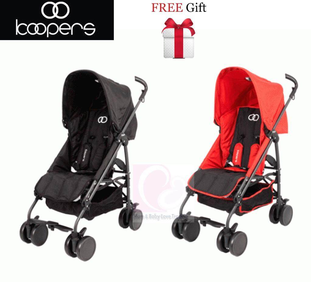 Koopers Pluto Baby Stroller/ Buggy with Free Gift