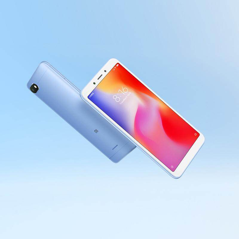 Xiaomi Redmi 6A (2GB 16GB / 2GB 32GB) Mobile Phone