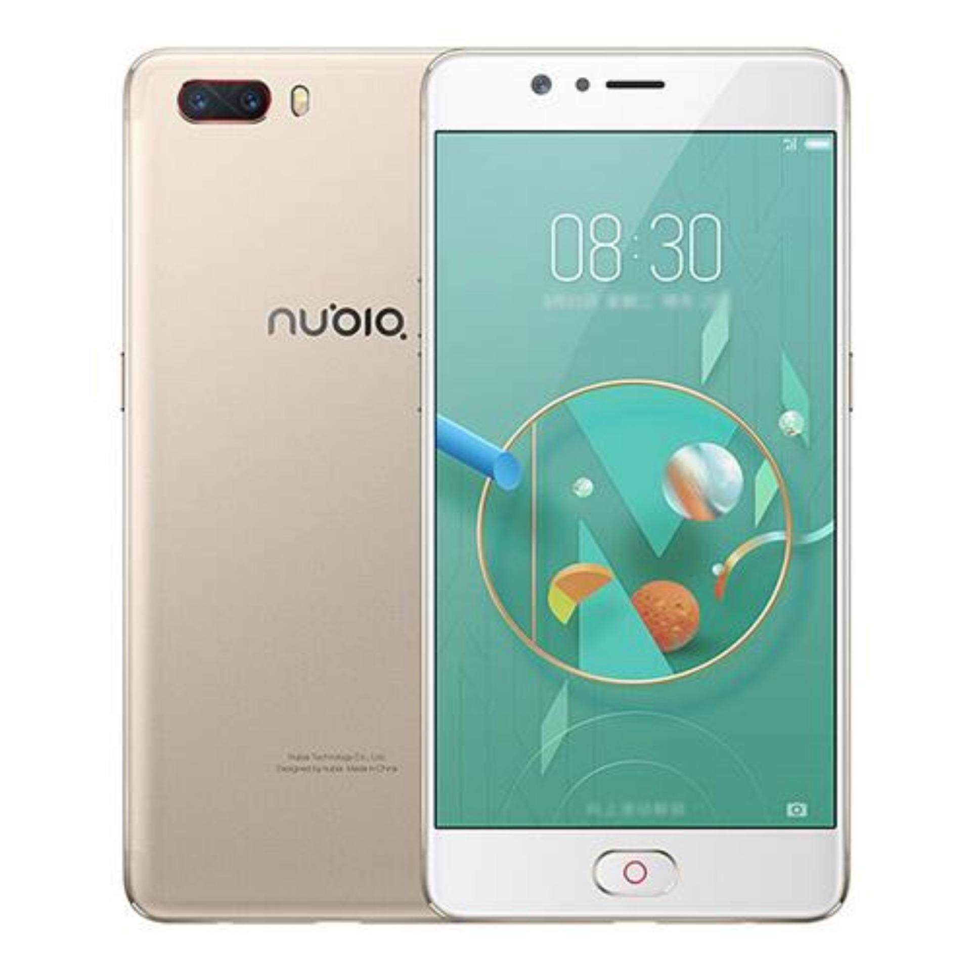 NUBIA M2 4GB RAM + 64 GB ROM 100% ORIGINAL SET 1 YEAR WARRANTY