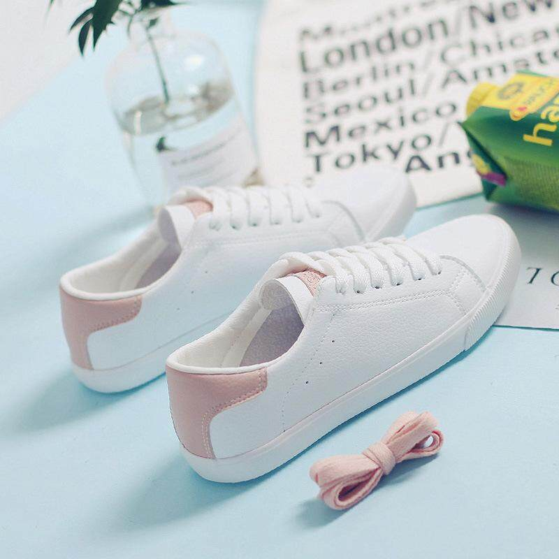 lady white shoes