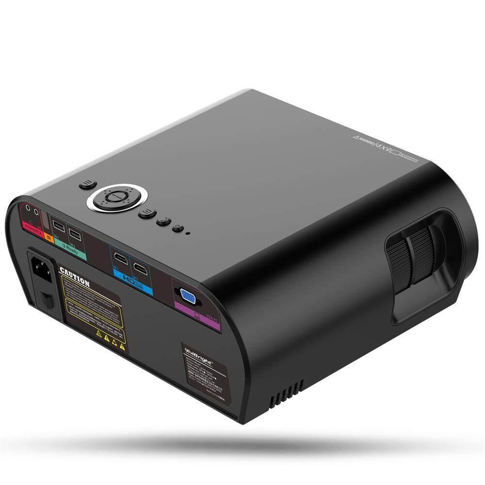 JY Video Máy Chiếu 3200 Lumens Độ Phân Giải 1280x720 MÀN HÌNH LCD 5.0 Inch TFT Hỗ Trợ 1080 P