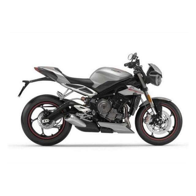 STREET TRIPLE RS (Grey)