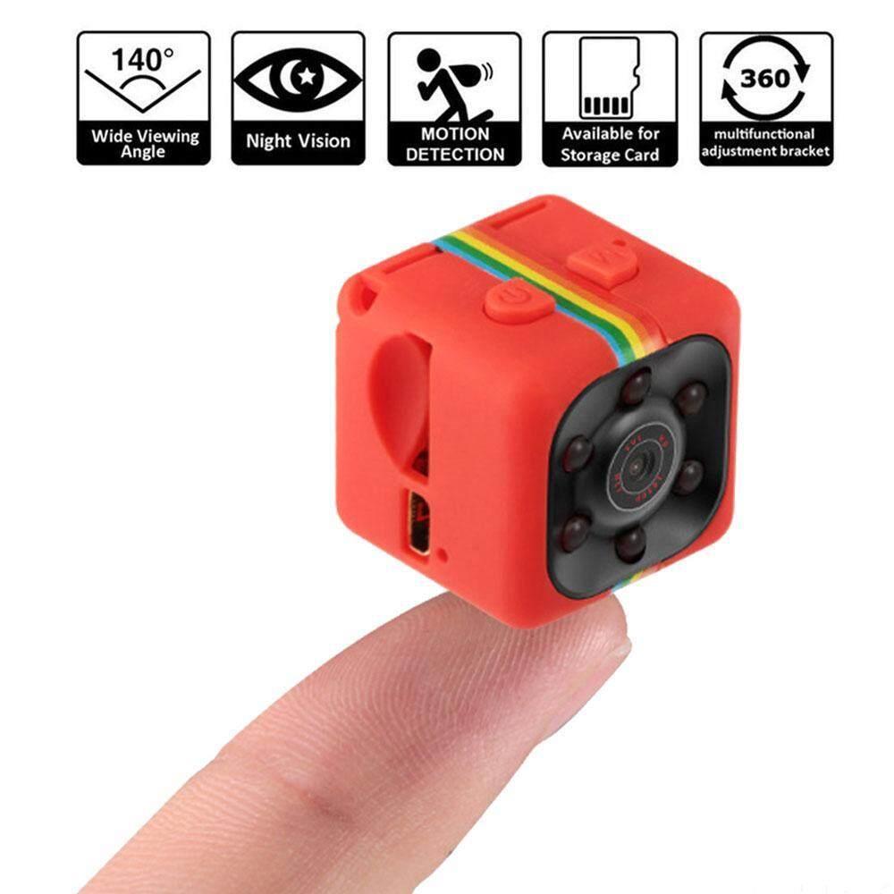 taiguo Mini Camera SQ11 HD Camcorder 3 6mm Mini Vision Recorder Sports DV Night FOV140 Video 1080P