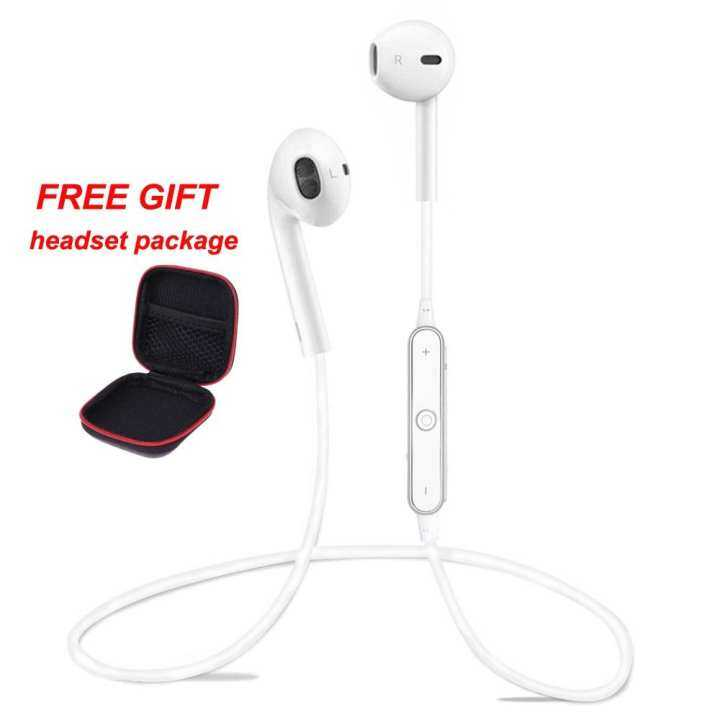 feiku wireless bluetooth 4 1 earphones and earpiece stereo. Black Bedroom Furniture Sets. Home Design Ideas