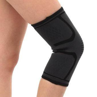 2X Knee Sleeve Compression Brace Support Arthritis Sport Pain Relief Joint For