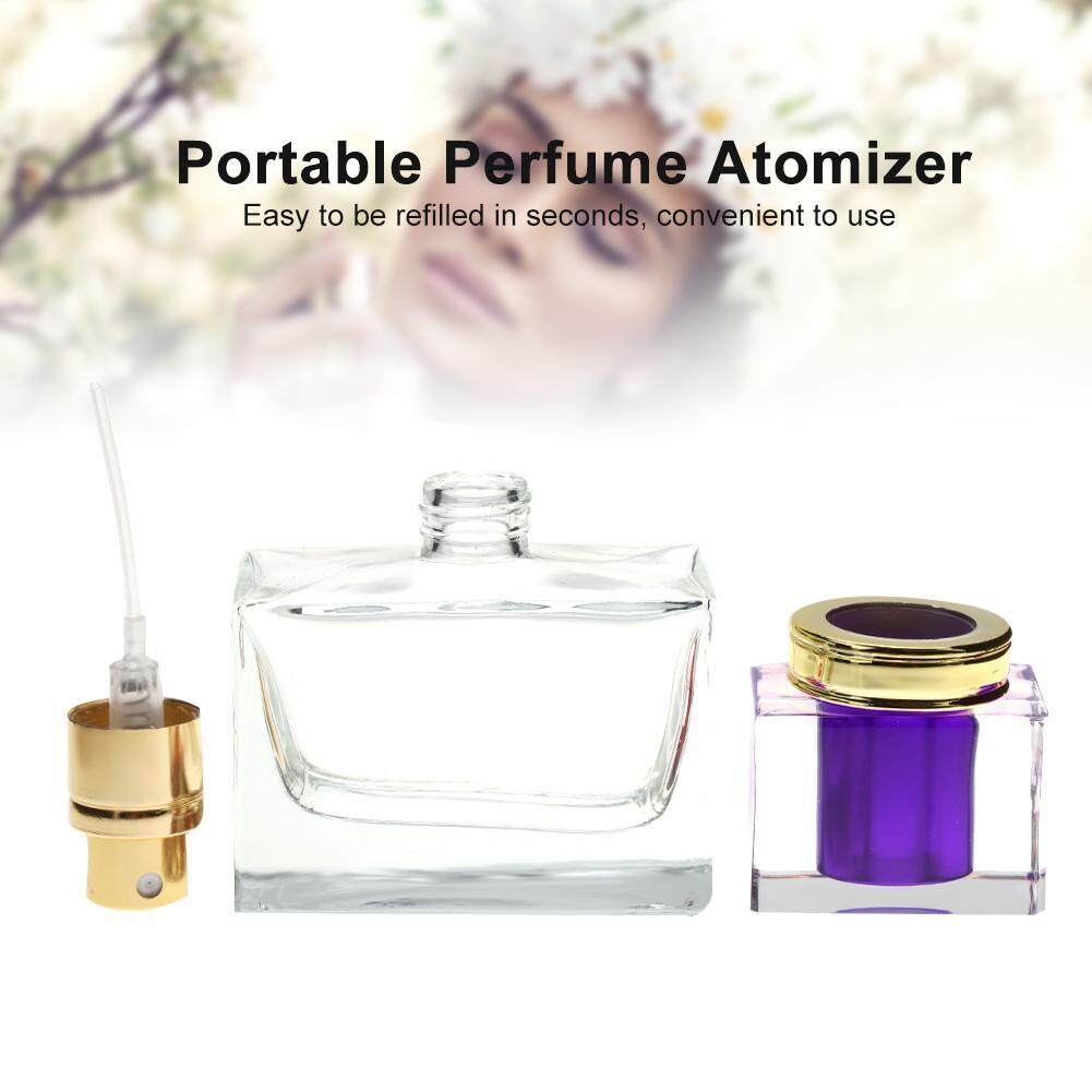 30ml Mini Size Metal Sprayer Pump Bottle Travel Portable Perfume Atomizer
