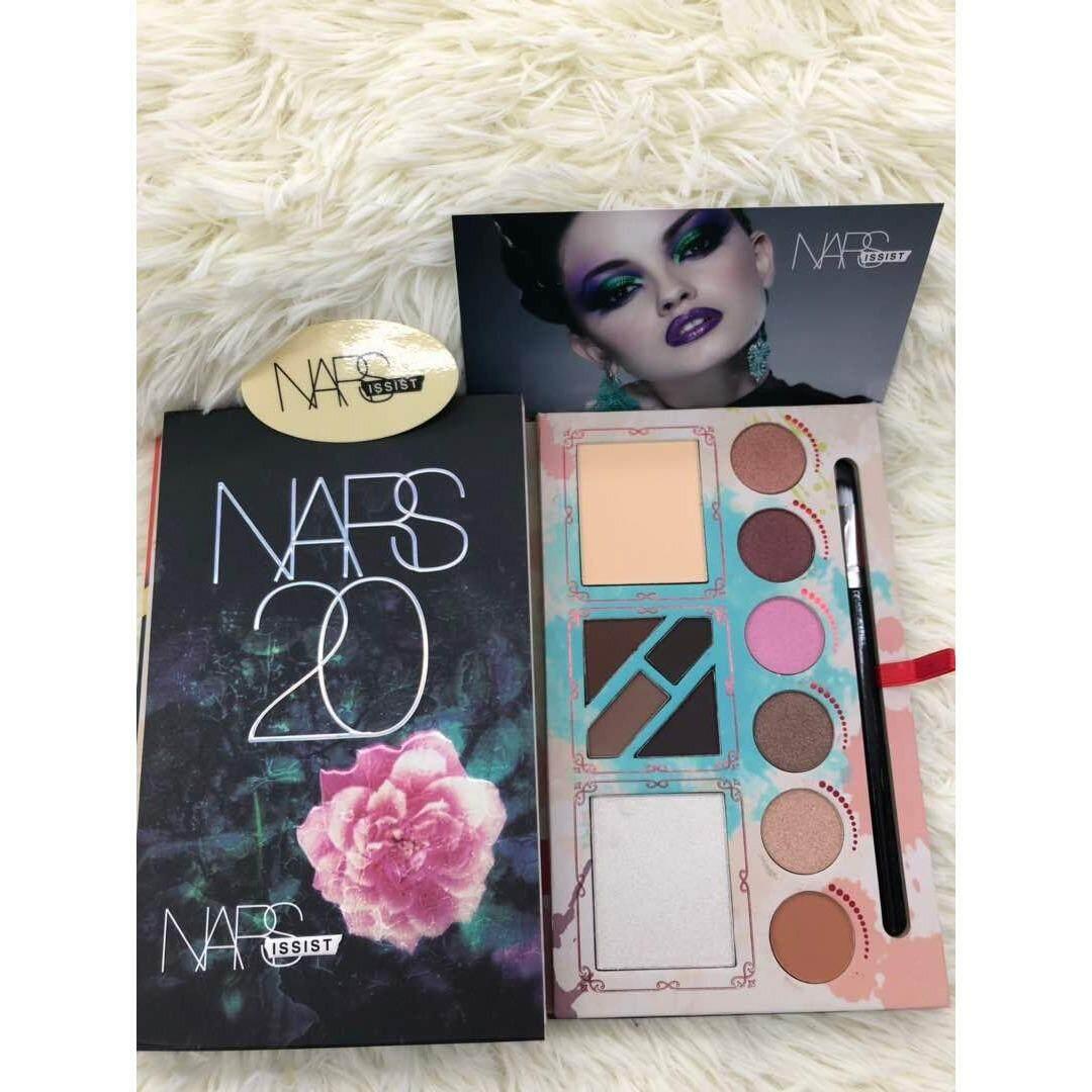 NARS 20 Eyeshadow&Highlighter Contour Palette