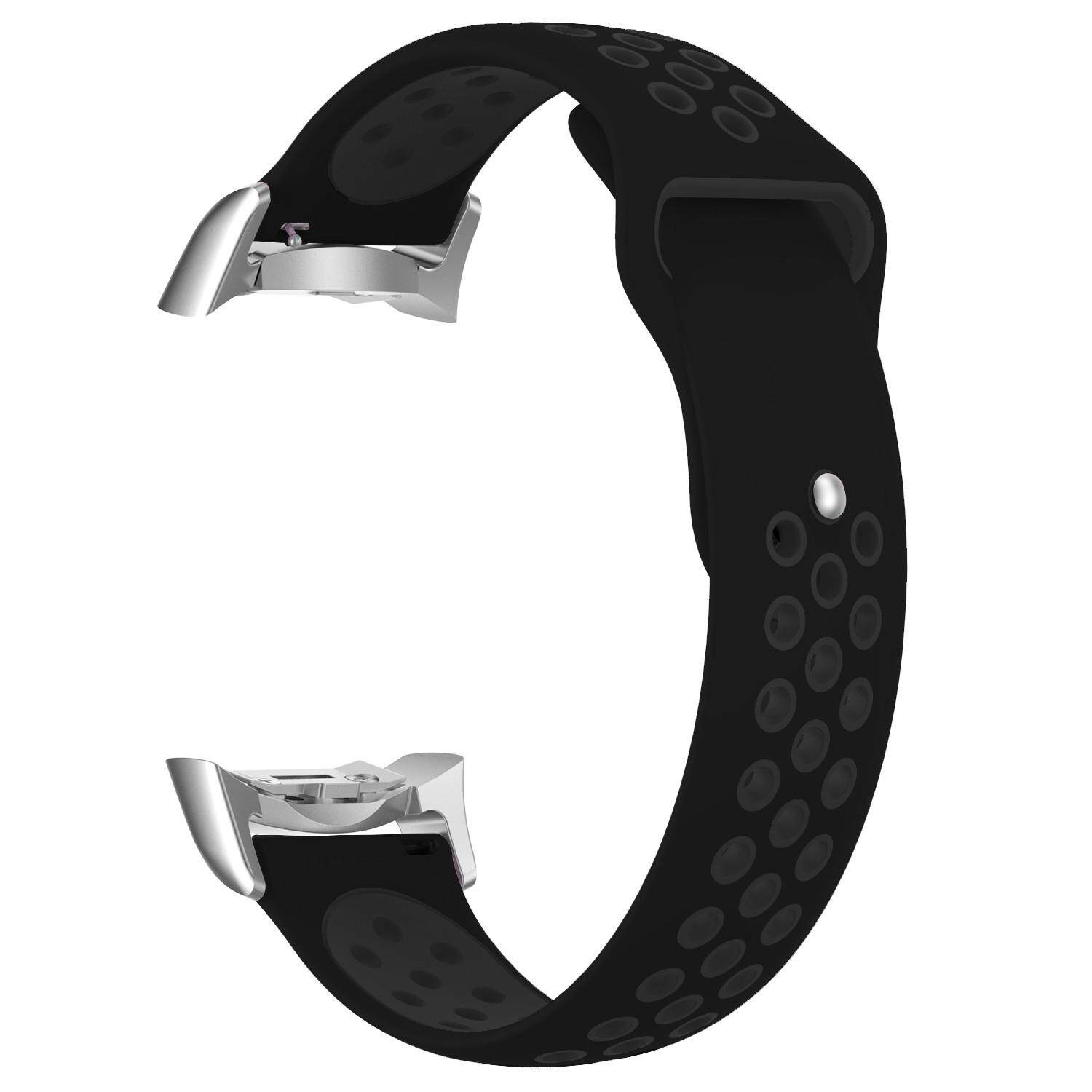 World Deal Silicone Sports Watch Band For Samsung Gear S2 SM-R720 / SM-R730 with Adapter