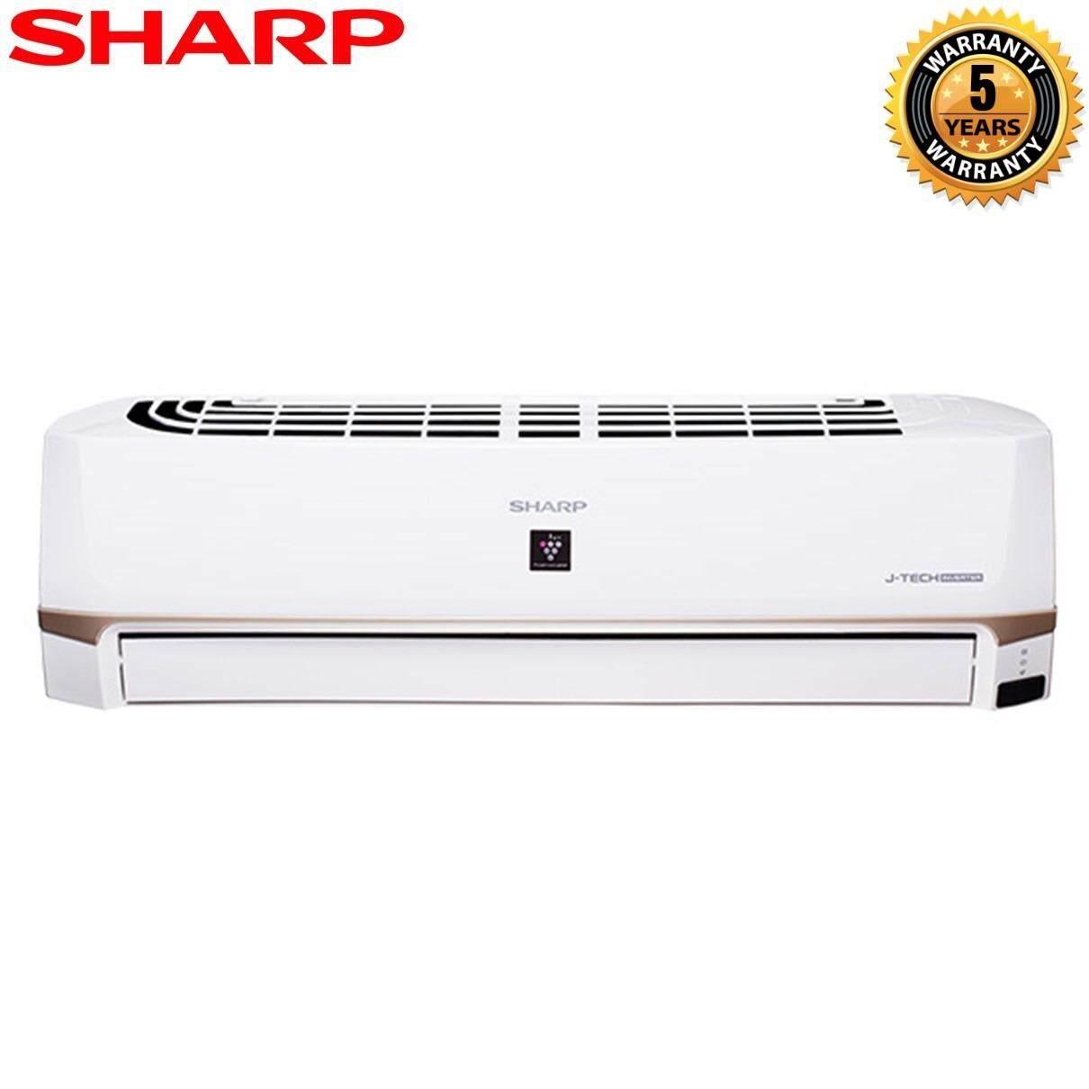 Sharp Plasmacluster J-Tech Inverter Air-Conditioner 2.5hp - AHXP24UHD