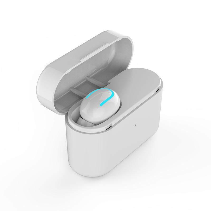 Apple Universal Handphone Wireless Bluetooth Headset Mini Extra Small  Hidden XR/IPhone8/Xs MAX/7/6plus into In-ear Driving APPLE /Apple 5 Sports