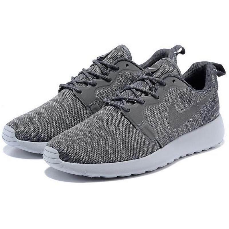 Nike Roshe One Run Men's Running Shoes Fashion Sneakers (Grey)