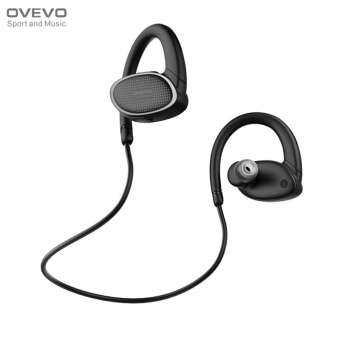 OVEVO X9 บลูทูธกันน้ำ 4.2 หูฟังหูฟัง IPX7 กันเหงื่อไร้สาย-