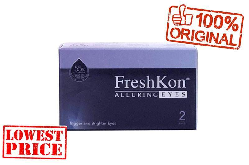 FRESHKON Alluring Eyes Monthly Cosmetic Color Contact Lenses