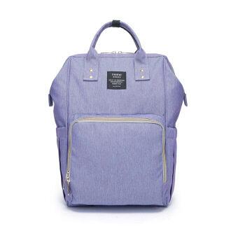 ผ้าอ้อมเด็กกระเป๋าเป้สะพายหลังขนาดใหญ่กระเป๋าคุณแม่แม่ตั้งครรภ์ผู้หญิง Feeder กระเป๋าใส่ผ้าอ้อมกระเป๋า