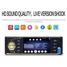 ĐẦU DVD 4.1 inch Radio MP5 Người Chơi 1 Din HD 800*480 Bluetooth FM/AUX/USB /TF Điều Khiển Bánh Lái Miễn Phí Vận Chuyển