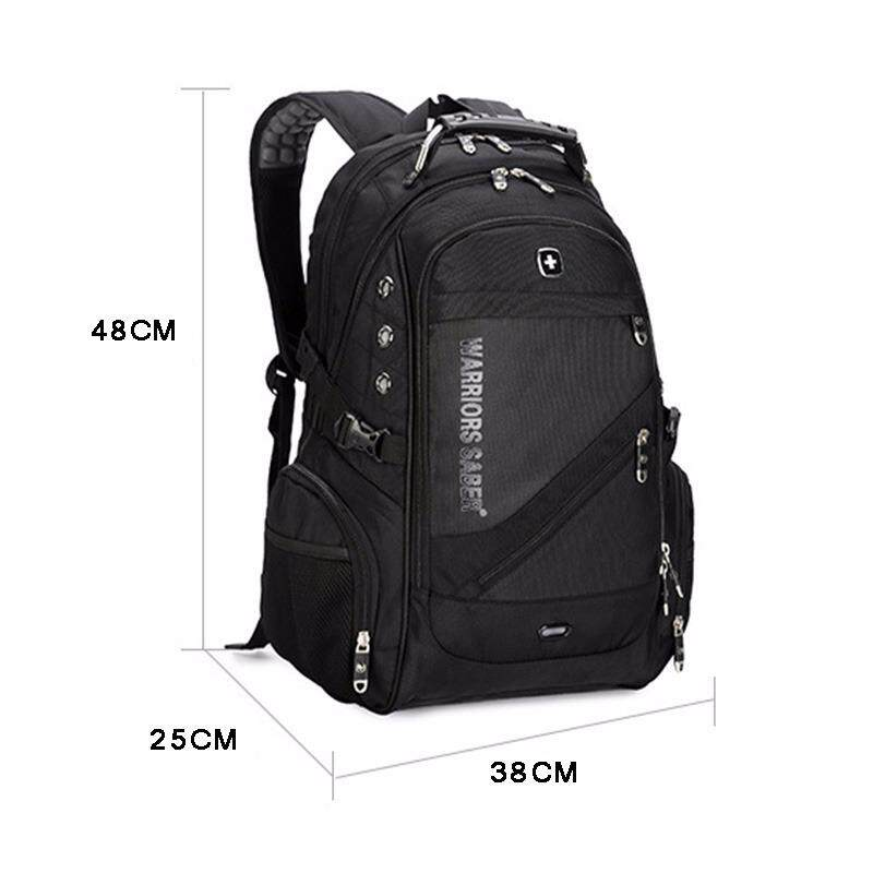 0de6c1149fb9 swisgear Waterproof Red Cross Gear Backpack Men 16 inch Laptop Backpack Sac  A Dos Men Backpacks Swiss Travel bag Black