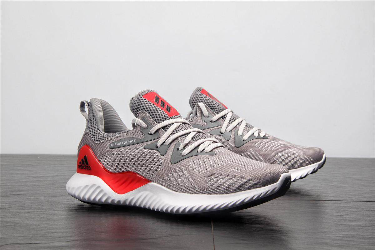 57c02ef1dee853 Adidas Alphabounce Men s Comfortable Running Sneakers Shoes Breathable  Sports Shoes ...