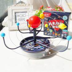 SS Children DIY Eight Planets of Solar System Model Assembling Toy Educational Game for Kids