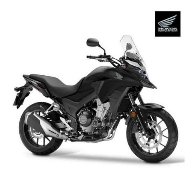 HONDA CB500X (Black)