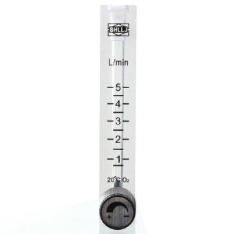 LZQ-7 Oxygen Flowmeter with Control Valve for Oxygen Air GasConectrator