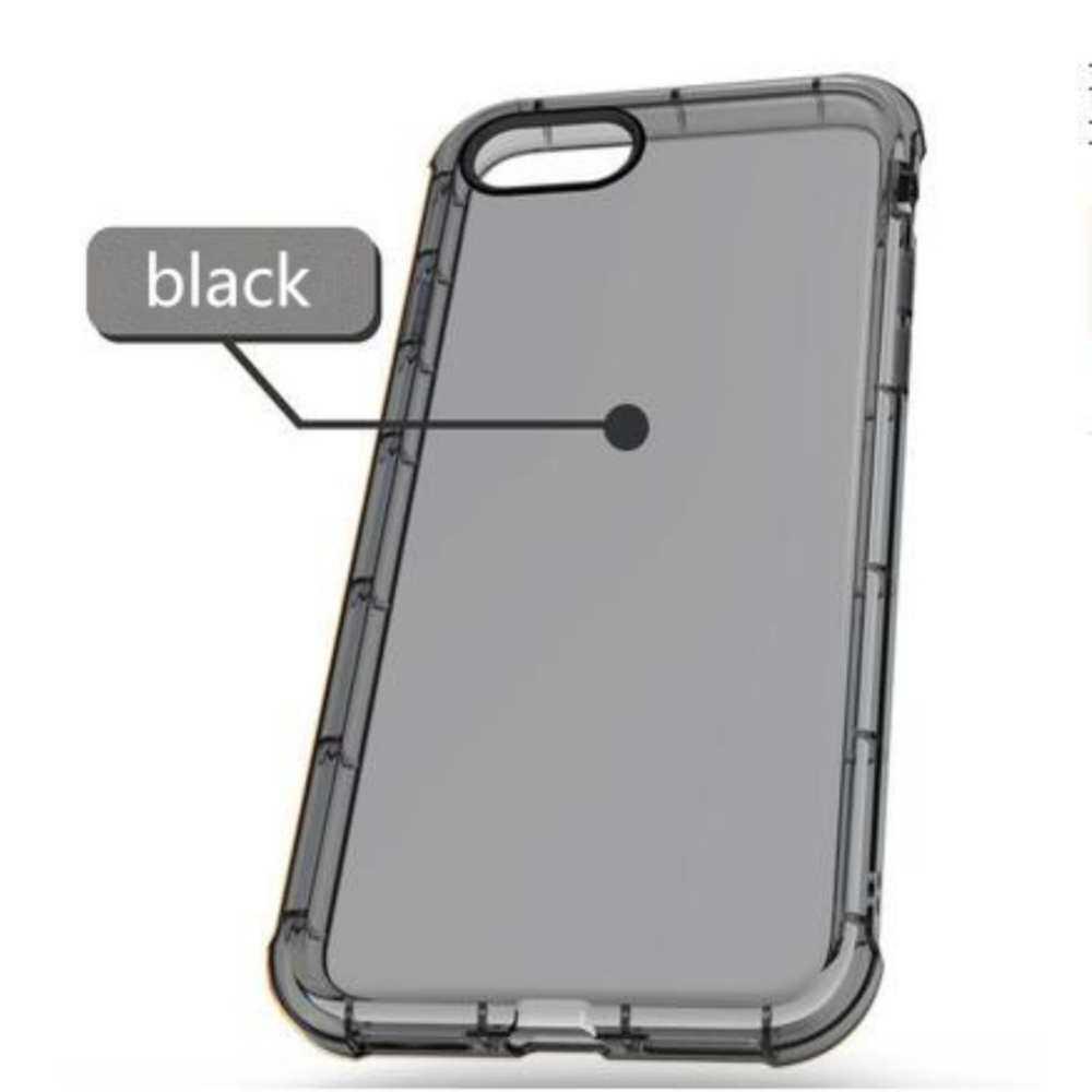 Transparan Ultraramping Jelas Lembut TPU Silicon Anti Kembali 5/6/6 Cover Spesifikasi: iPhone 7 Pelindung PLUS untuk iPhone Case Plus/7/7
