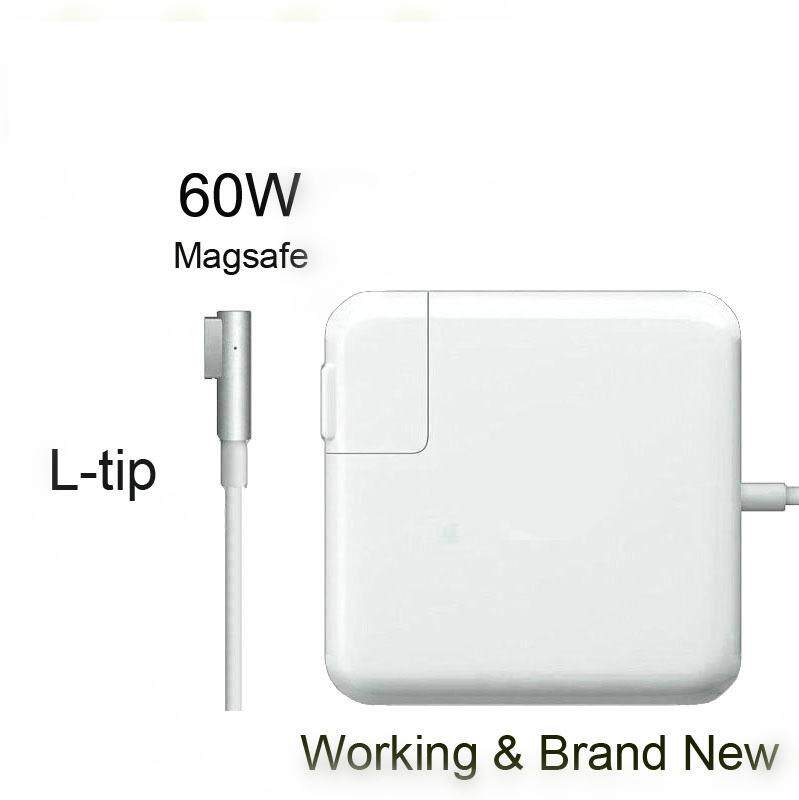 """New For Apple MacBook Pro 13/"""" AC Power Adapter Charger A1344 A1184 A1278 Ltip US"""