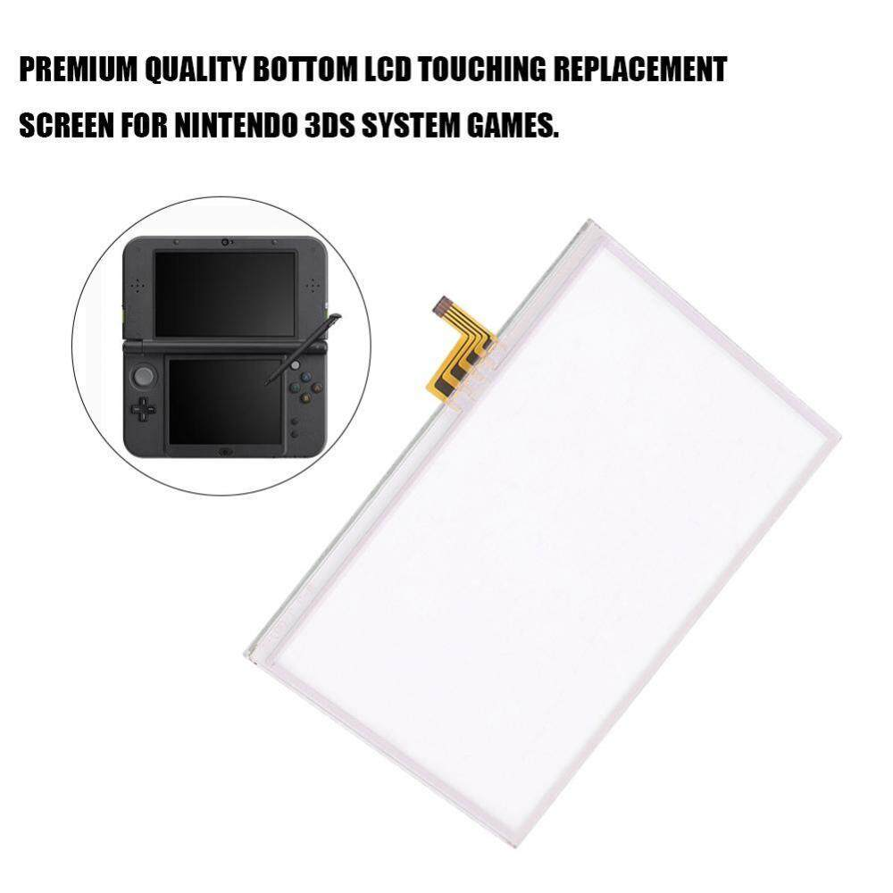 Replacement Repair Part Bottom Lower LCD Touch Screen Display for Nintendo 3DS N3DS - intl