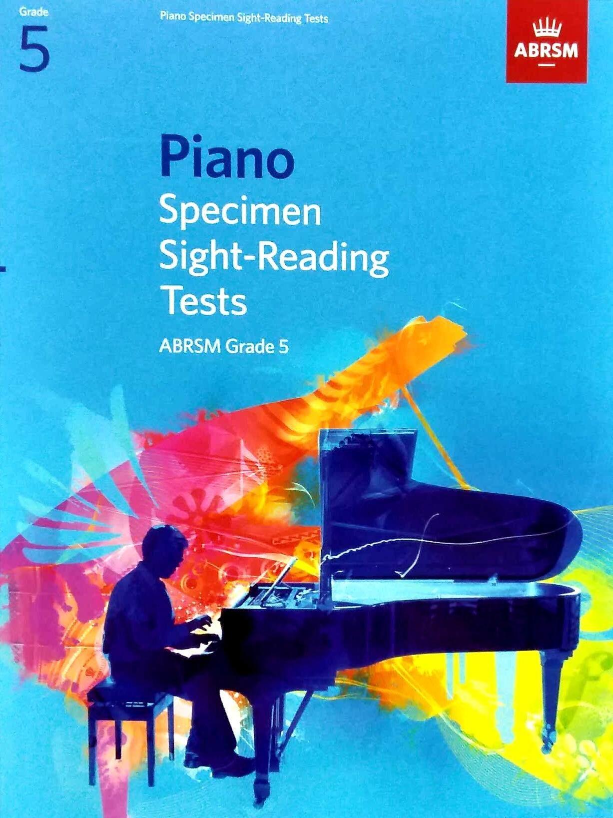 ABRSM Piano Specimen Sight-Reading Tests Grade 5
