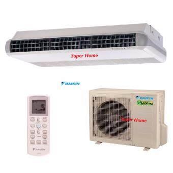Daikin 2.5hp Ceiling Exposed Series FHN25CB & RN25C (21,000 Btu) R410A - Non Inverter