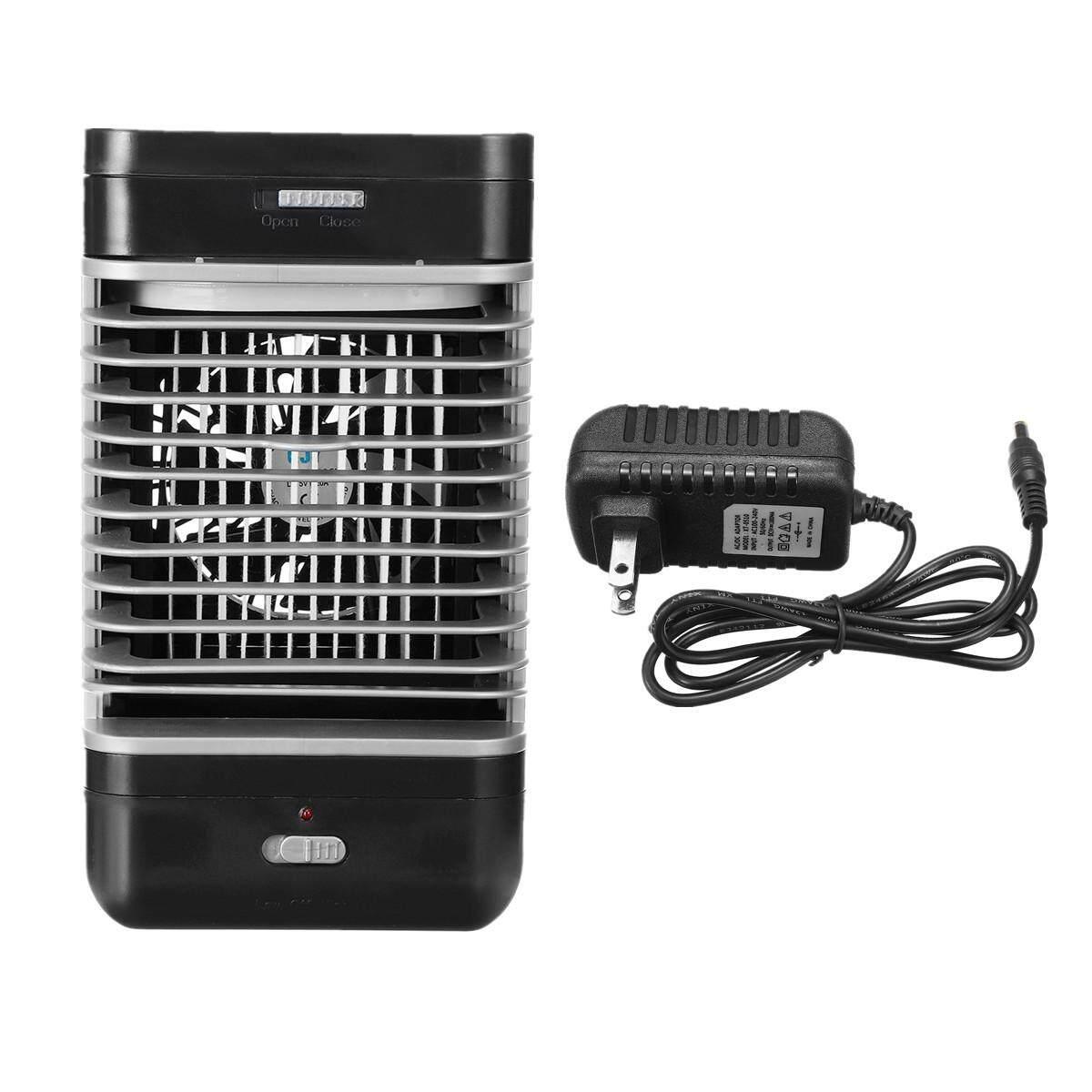 โปรโมชั่น  Air Conditioner Cooler Humidifier Purifier Fan Portable Home Cooling Flow Filter US Plug ซื้อที่ไหนดี