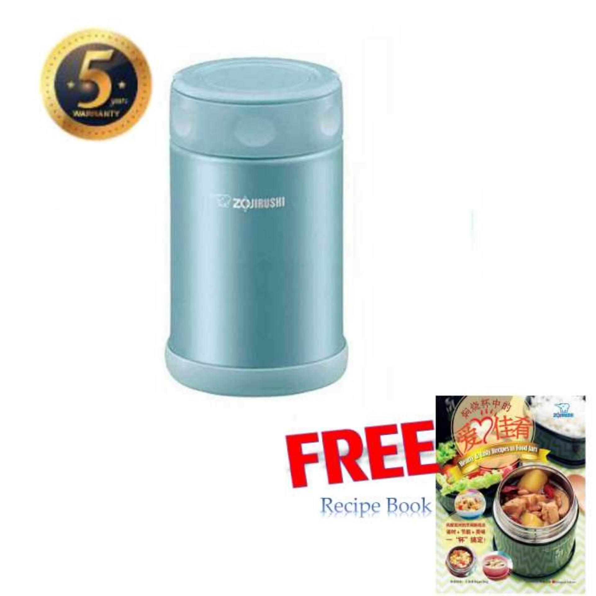 Zojirushi food jar 750ml sw fce75 ab aqua blue lazada zojirushi 500ml ss food jar sw eae 50 abaqua blue forumfinder Gallery