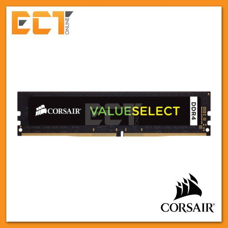 Corsair Value Select 8GB DDR4 2666MHz CL18 Long DIMM Desktop RAM